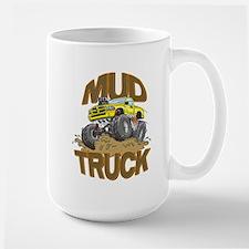 Mud Truck Dodge Mugs