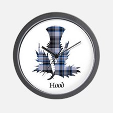 Thistle - Hood Wall Clock
