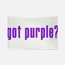 got purple? Magnets