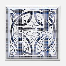 Monogram - Hood Tile Coaster