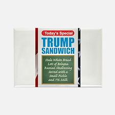Trump Sandwich s Magnets