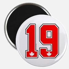 CA(CAN) Canada Hockey 19 Magnet