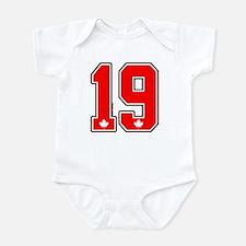 CA(CAN) Canada Hockey 19 Infant Bodysuit