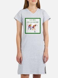 Unique Winner Women's Nightshirt