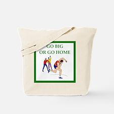 Cute Putt Tote Bag