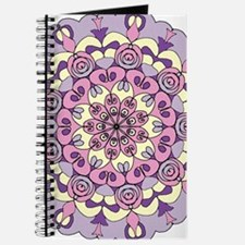 Pink Goddess Mandala Journal