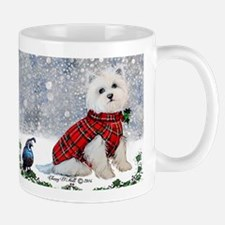 Westie Wonderland Mugs