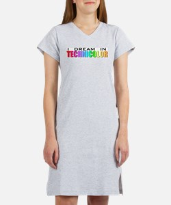 Technicolor Dreamcoa T-Shirt