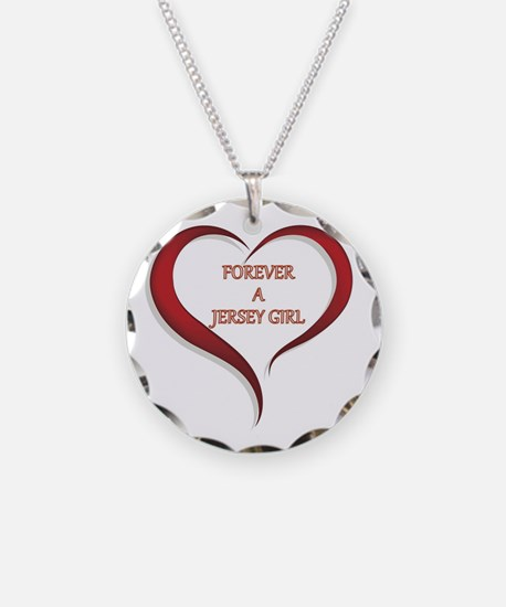 Forever Jersey Necklace