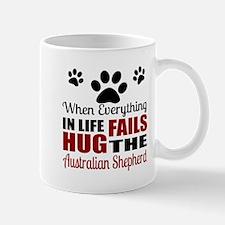Hug The Australian Shepherd Mug
