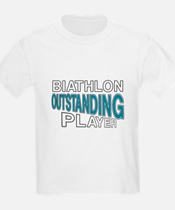 Biathlon Outstanding Player T-Shirt