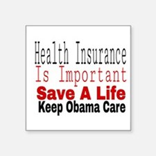 Keep Obama Care Sticker