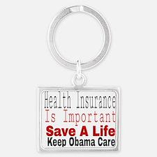 Keep Obama Care Keychains