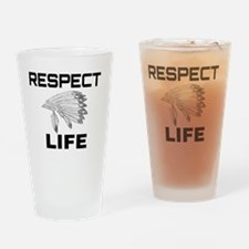 Cool Obama sayings Drinking Glass