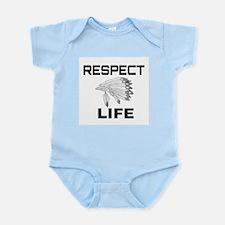RESPECT LIFE Body Suit