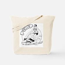 Pimp Ski ~  Tote Bag