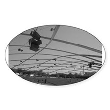 Jay Pritzker Pavilion Oval Decal