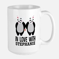 Personalized His And Hers Couples Mugs