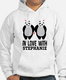 Personalized His And Hers Couples Sweatshirt