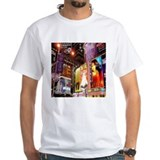 Broadway Mens White T-shirts