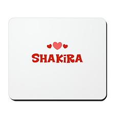 Shakira Mousepad