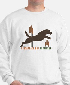 Chesapeake Bay Retriever Sweatshirt
