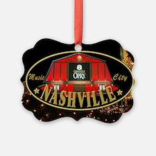 Grand Ole Opry Nashville-PO-04 Ornament
