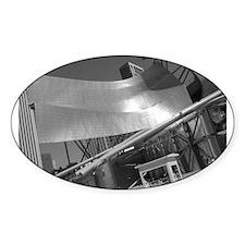 Jay Pritzker Pavilion Oval Decal
