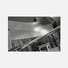 Jay Pritzker Pavilion Rectangle Magnet