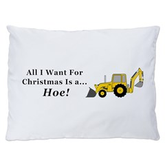 Christmas Hoe Dog Bed
