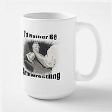 Armwrestling Mugs
