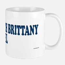 FRENCH BRITTANY SPANIEL Mug
