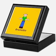 Available Keepsake Box