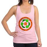 Recycle karma Womens Racerback Tanktop