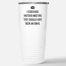 Unique Email Travel Mug