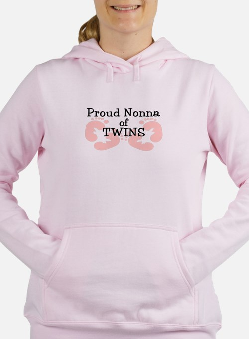 New Nonna Twin Girl Sweatshirt