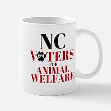 NC Voters for Animal Welfare Mugs