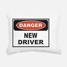 Cute New driver Rectangular Canvas Pillow