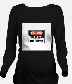 policeman without donuts T-Shirt