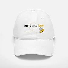 Auntie To Bee Baseball Baseball Baseball Cap