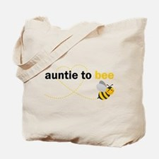 Auntie To Bee Tote Bag