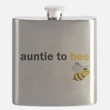 Auntie To Bee Flask