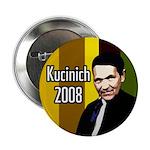 Kool Kucinich 2008 Campaign Button