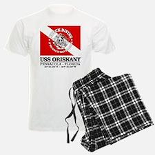 USS Oriskany Pajamas