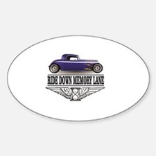 ride down the memory lane fast Decal