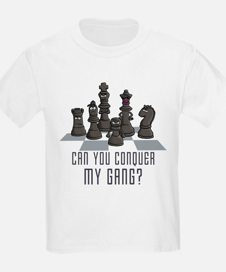 chess can you conquer my gang T-Shirt