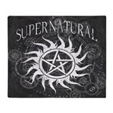 Supernaturaltv Fleece Blankets