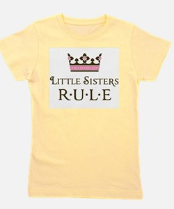 Little Sisters Rule T-Shirt