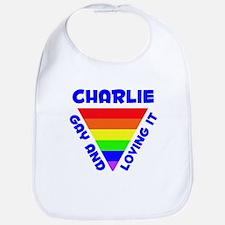 Charlie Gay Pride (#005) Bib