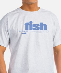 ifish (rod) T-Shirt